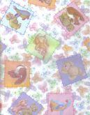 Zobrazit detail - Pergamen. papír 115g MEDVÍDCI A4 - 1ks