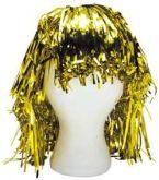 Paruka lametová - zlatá