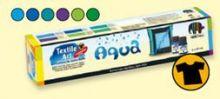 Textile Art na tmavý textil Aqua 6 x 20 ml