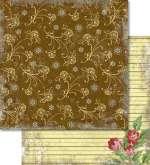 Kreativní oboustranný  papír 220g/m2 30,5 x 30,5