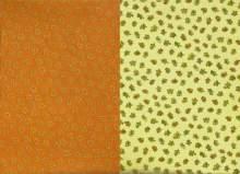 Kreativní ozdobný papír A4 - 1arch