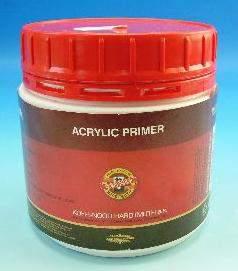 Primer (šeps) akrylový KOH-I-NOOR bílý 500g