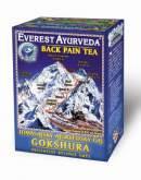 Zobrazit detail - Himálajské ajurvédské bylinné čaje - GOKSHURA - Bolesti zad a páteře