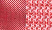 Kreativní oboustranný papír 300g/m  -21 x 30 cm