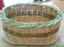 Košík mořskou trávou (elhar)