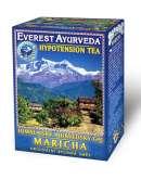 Himálajské ajurvédské bylinné čaje - MARICHA - Nízký krevní tlak