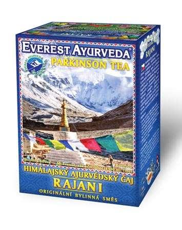 Himálajské ajurvédské bylinné čaje - RAJANI - Mozkové poruchy Everest Ayurveda