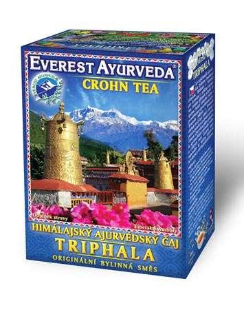 Himálajské ajurvédské bylinné čaje - TRIPHALA - Detoxikace trávicího ústrojí Everest Ayurveda