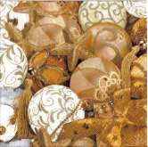 Zobrazit detail - Ubrousky 33 x 33 cm OZDOBY
