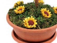 Dekorační sušený Mech přírodní cca 65g k výrobě dekorace