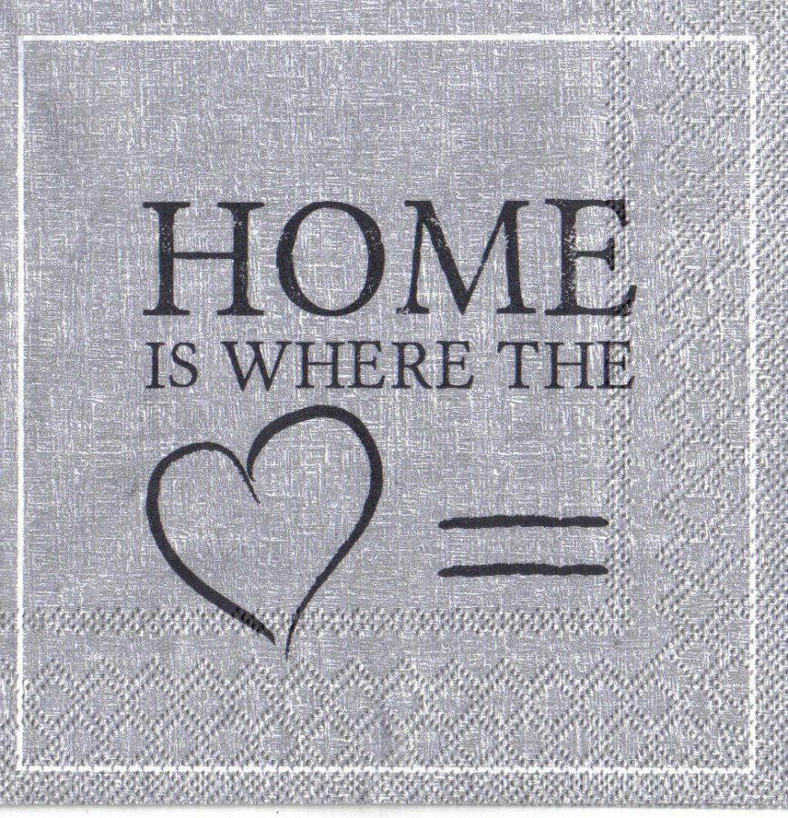 Ubrousek 33x33 HOME