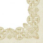 Zobrazit detail - Ubrousek 33x33 cm KRAJKA