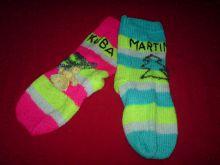 mikulášské ponožky