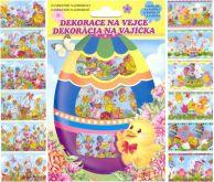 Košilky na vajíčkaKUŘÁTKA -  12ks
