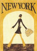 Reprodukce NEW YORK 18x24cm