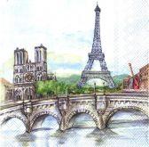 Zobrazit detail - Ubrousky 33 x 33 cm PAŘÍŽ