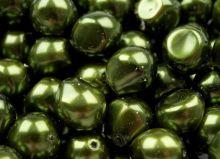 Voskované perly nugeta 13x15 mm - 1ks