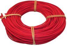 Barvený pedig 1,75 mm 100 gr Červený