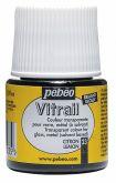 Zobrazit detail - Barva na sklo Vitrail Pébéo - 23 cit.žlutá
