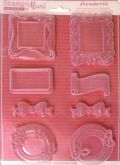 Forma na odlévání MYDÉLKA 21x29,7 cm