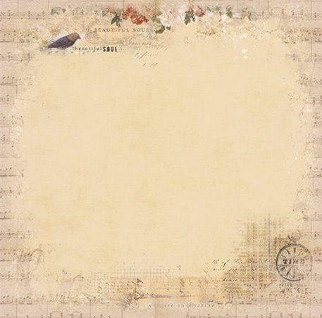 Kreativní papír 190g/m2 -30,5 x 30,5 cm