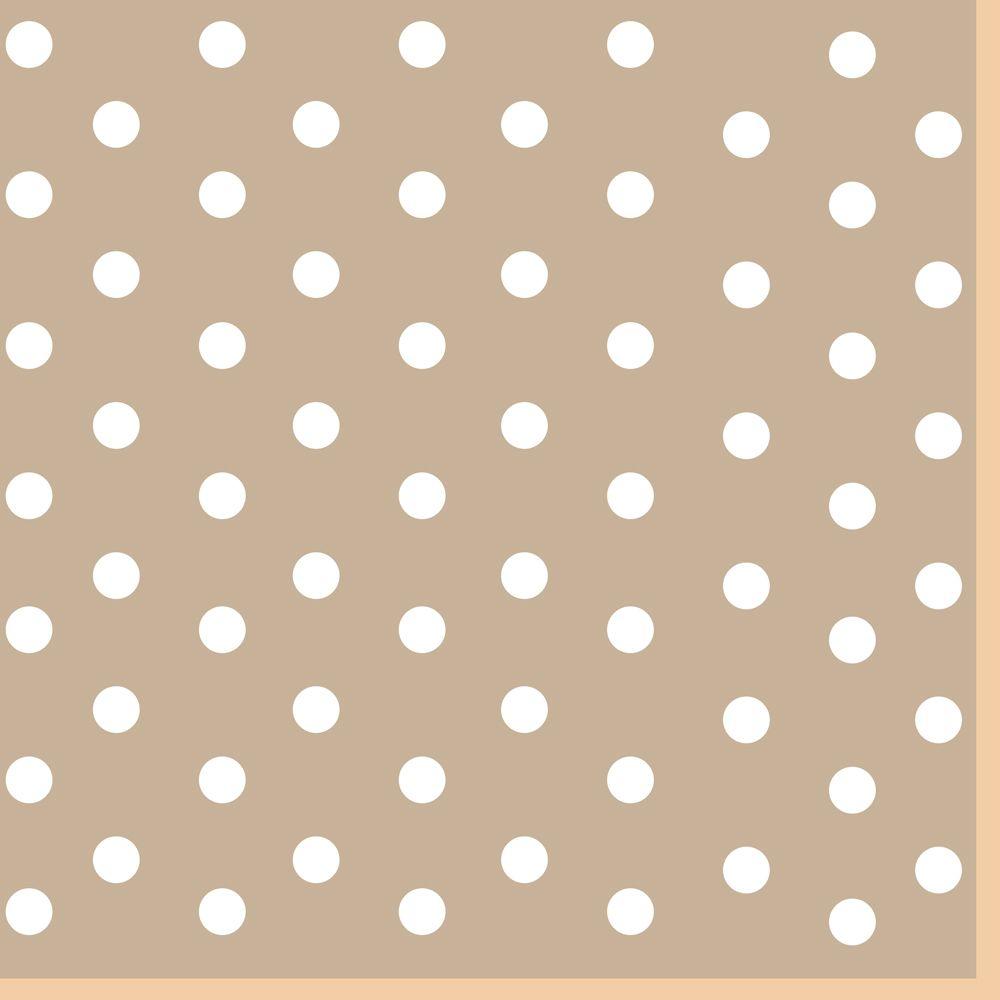 Ubrousky 33 x 33 cm PUNTÍKY