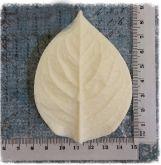 Forma tvarovací na Foamiran  list růže 6 x 5 cm