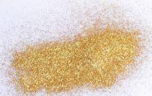 Glitry antik zlatá v lahvičce - 10g