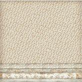 Rýžový papír na decoupage 14g/m2 KVĚTY 50 x 50 cm