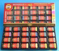 Sada akvarelových barev pánvičky MONDELUZ - 24ks