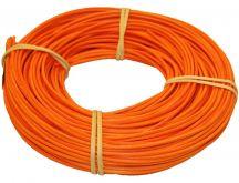 Barvený pedig 1,75 mm 100 gr Oranžový