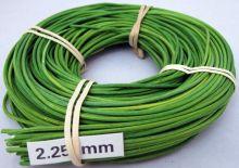 Barvený pedig 2 mm 240gr Tm.Zelený