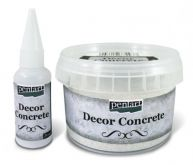 Reliéfní pasta efekt betonPENTART 250 ml + 20 ml