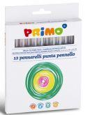 Fixy PRIMO štětečkový hrot 12ks