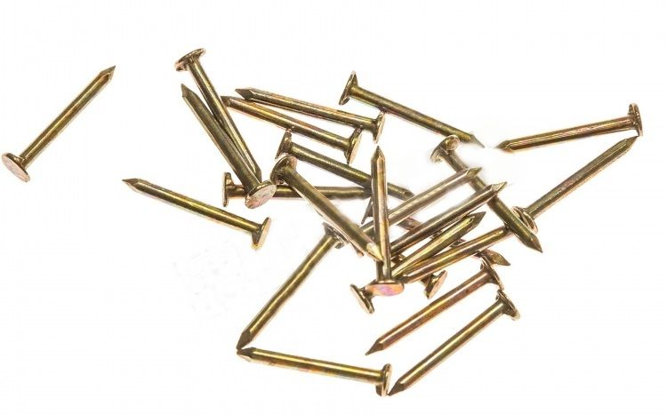 Hřebíčky na kování 12mm - 15ks