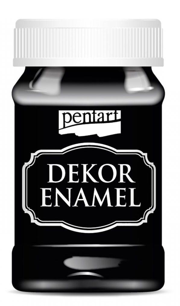 Akrylová barva Dekor Enamel PENTART imitace smaltu - 100ml