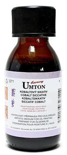 Kobaltový sikatv UMTON 100ml