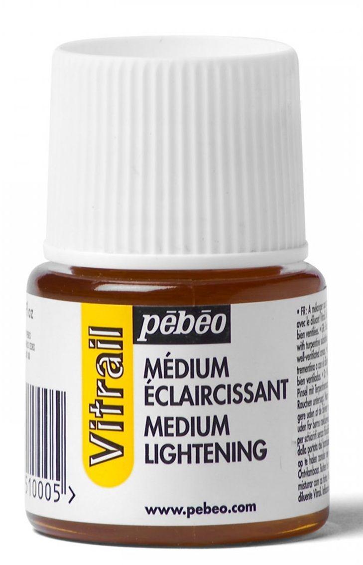 Vitrail zesvětlující medium Pébéo 45ml Pebeo