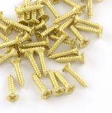 Šroubky na kování 10 x 4 mm - 50ks
