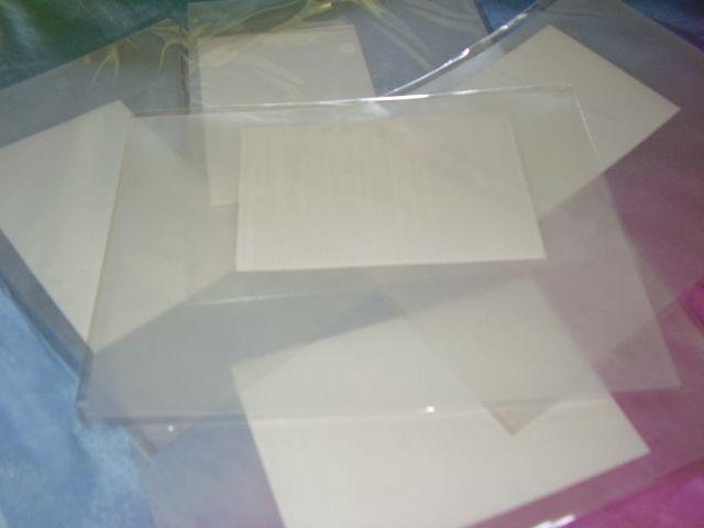 Smrštovací fólie čistá 20 x 15 cm - 1ks