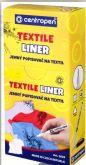 Popisovač fix na textil  CENTROPEN - 1ks