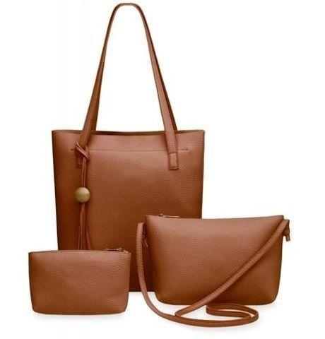 Sada 3 tašek na zip různých velikostí