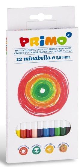 Sada profi pastelky PRIMO MINABELLA 12ks Morocolor