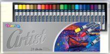 Umělecké olejové pastely COLORINO FINE ARTIST  - 24ks