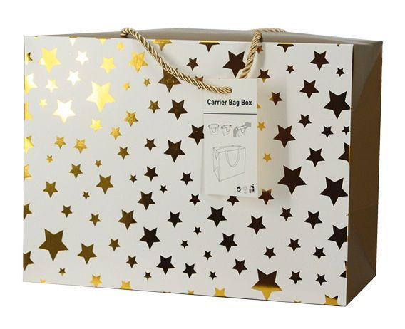 Luxusní dárková taška 27x20x13cm