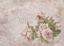 Rýžový papír Home Sweet Home 30x21cm /A4/