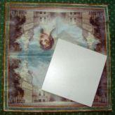 Sololitová destička 16 x 16 cm s HÁČKEM
