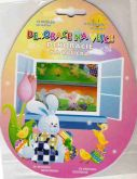 Smršťovací dekorační fólie na vajíčka 12 ks