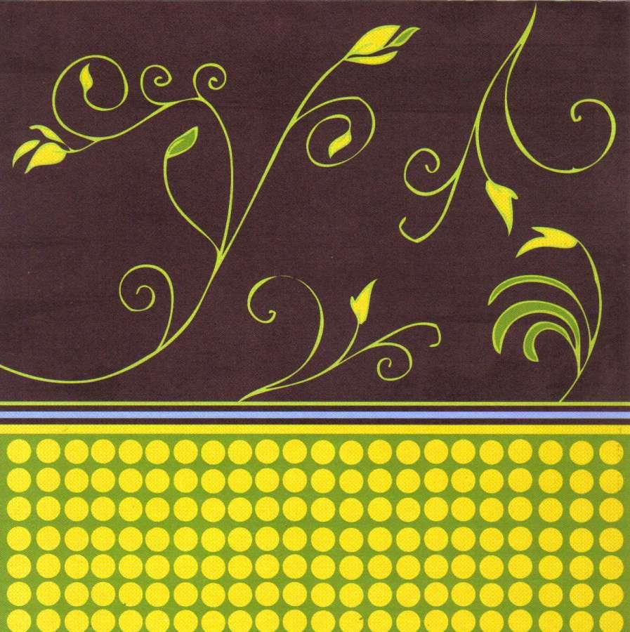 Kreativní papír 140g/2 - 20,3x20,3 cm