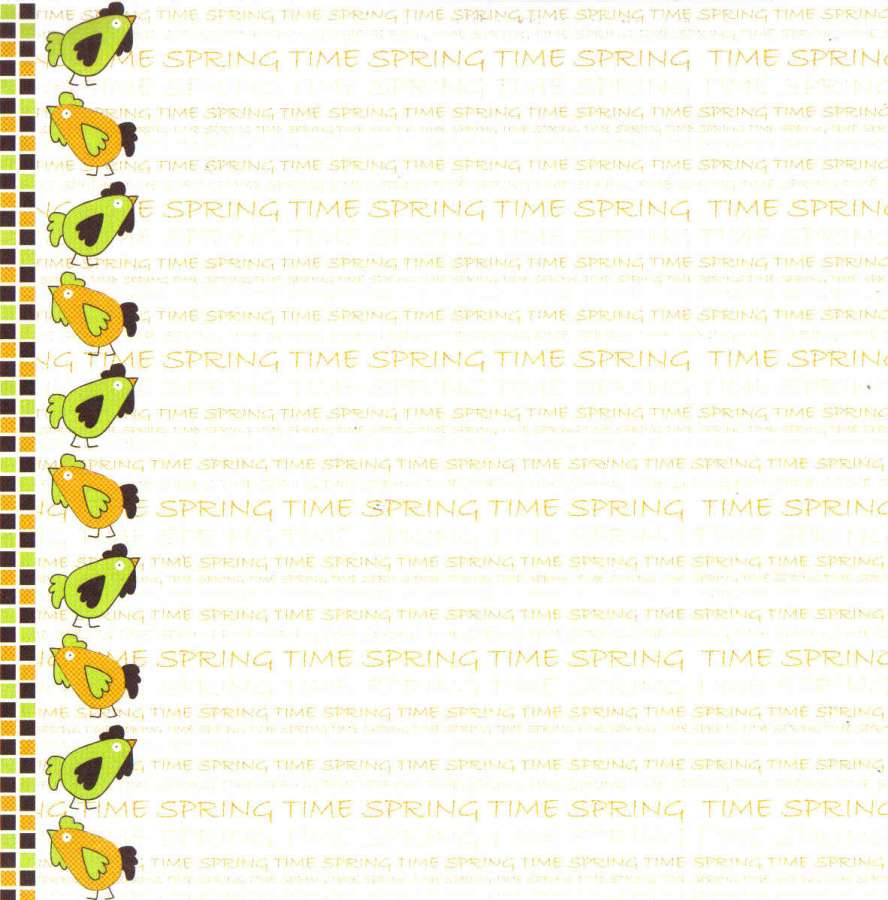 Kreativní papír 150g/2 - 20,3x20,3 cm